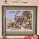 Pegasus Originals Marty Bell's DeVon Cottage in Cross Stitch