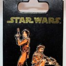 Disney Star Wars Rogue One 2-Pin Set Jyn and Cassian