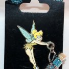 Disney Tinker Bell with Bottle of Pixie Dust Pin
