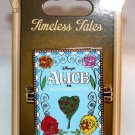 Disneyland Timeless Tales Alice in Wonderland 3-Panel Pin Limited Edition 3000
