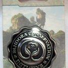 Walt Disney World Pandora The World of Avatar Conservation Initiative Logo Pin
