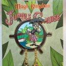 Walt Disney World Jungle Cruise 45th Anniversary Pin Goofy as Trader Sam Limited Edition 2000