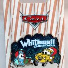 Disneyland Resort Cars Land Christmas 2013 Luigi and Guido Pin LImited Edition 2000