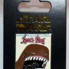 Disney Parks Star Wars Space Slug Poster Pin Millennium Falcon