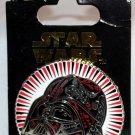Disney Parks Star Wars Helmet Series Pin Darth Vader Filigree
