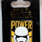 Disney Parks Star Wars The Force Awakens Pin First Order Power