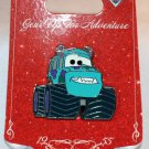 Disneyland Gear Up For Adventure Monsters Inc. Sulley Car Pin Limited Edition 500