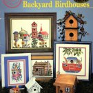 Cross My Heart Backyard Birdhouses 5 Designs to Cross Stitch