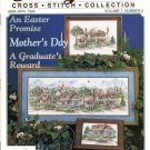 Stoney Creek Cross Stitch Collection Magazine March-April 1995 14 Designs