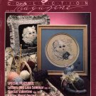 Stoney Creek Cross Stitch Collection Magazine January-February 1991 10 Designs