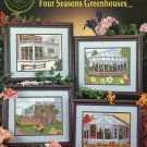 Cross My Heart Four Seasons Greenhouses 4 Large Designs to Cross Stitch