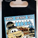 Disneyland Resort Cars Land Luigi's Flying Tires Grand Opening 2012 Limited Edition 2000