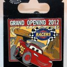 Disneyland Cars Land Radiator Springs Racers Grand Opening Pin Limited Edition 2000