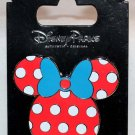 Disney Parks Minnie Mouse Icon Pin