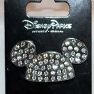 Disney Parks Jeweled Ear Hat Pin