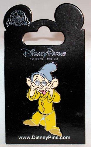 Disney Parks Dopey with Diamond Eyes Pin