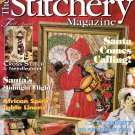 The Stitchery Magazine September 1998 Issue Over 30 Projects to Cross Stitch