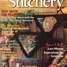 The Stitchery Magazine November 1996 Issue 24 Projects to Cross Stitch