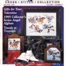 Stoney Creek Cross Stitch Collection Magazine January-February 1995 Issue 17 Designs