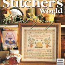 Stitcher's World Magazine March 2000 Issue 25 Projects to Cross Stitch