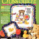 Cross Stitch Magazine Number 24 August-September 1994 Issue 16 Projects