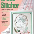 The Cross Stitcher Magazine June 1993 Issue 28 Projects to Stitch Mats Primer