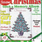 The Cross Stitcher Magazine Christmas 2000 Issue 35 Projects to Stitch Ornaments Stockings