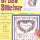 The Cross Stitcher Magazine April 1993 Issue 34 Projects to Stitch Linen Lesson 10