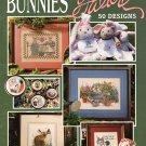 Leisure Arts Bunnies Galore 50 Designs to Cross Stitch