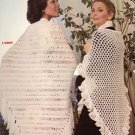 Leisure Arts Shawls to Knit and Crochet 5 Designs