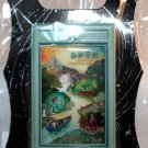 Walt Disney Imagineering WDI Shanghai Resort Crystal Grotto Poster Pin Limited Edition 300