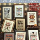 Leisure Arts Samplers for Special Occasions 16 Designs to Cross Stitch
