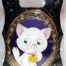 Walt Disney Imagineering WDI 2017 D23 Expo Cats Portrait Pin Charlotte's Kitten Limited Edition 300