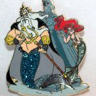 D23 Expo 2017 Disney Store Designer Collection Little Mermaid Pin Limited Edition 1000