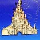 Walt Disney Imagineering WDI 2017 D23 Expo Castles of Disney Parks Pin Ltd Ed 200 Paris