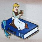 Walt Disney Imagineering WDI 2017 D23 Expo Storybook Collection Pin Ltd Ed 250 Cinderella