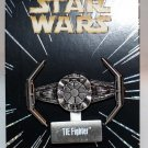 Disney Star Wars Pin of the Month Vehicles August 2017 TIE Fighter Limited Edition 6000