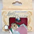 Disney Character Connection Lady and the Tramp Puzzle Piece Mystery Pin Tony Ltd Ed 900
