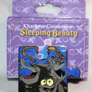 Disney Character Connection Sleeping Beauty Puzzle Piece Mystery Pin Goons Ltd Ed 1100