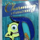 Disneyland Pin of the Month Charming Characters Mike Wazowski with Souvenirs Limited Edition 3000