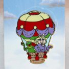 Disney Hot Air Balloon Mystery Pin Collection Kermit and Miss Piggy