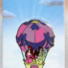 Disney Hot Air Balloon Mystery Pin Collection Ariel and Belle