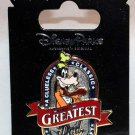 Disney Parks Goofy World's Greatest Dad Pin