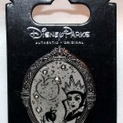 Disney Parks Jeweled Constellation Villain Pin Evil Queen and Apple