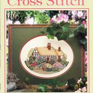 Leisure Arts Cross Stitch The Magazine April 1992 Issue 20 Projects