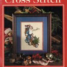Leisure Arts Cross Stitch The Magazine December 1991 Issue 26 Projects