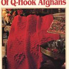 Leisure Arts A Year of Q-Hook Afghans 12 Designs to Crochet