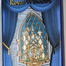 Walt Disney Imagineering WDI 2017 D23 Expo Royal Windows Jumbo Boxed Pin Ltd Ed 300 Cinderella