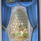 Walt Disney Imagineering WDI 2017 D23 Expo Royal Windows Jumbo Boxed Pin Ltd Ed 300 Aurora