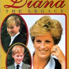 Princess Diana The Legacy Magazine 1997